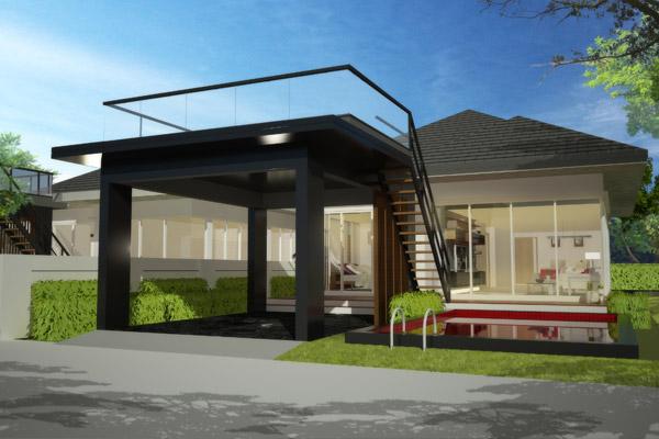 NATAI VILLA - Style & Class Premium Villa For Sale in Ao Nang 19