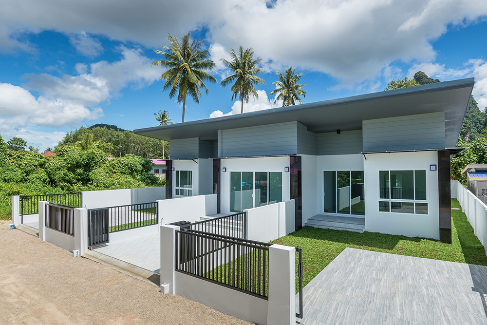 Natai Home : Townhouse 3 Units