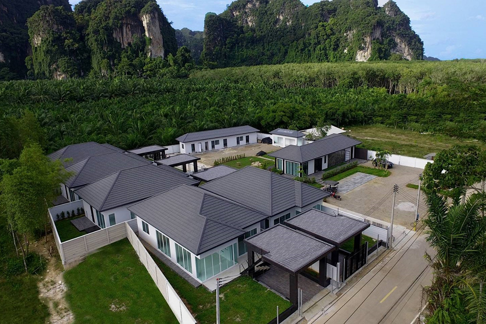 Premium Pool Villa for investment in Ao Nang